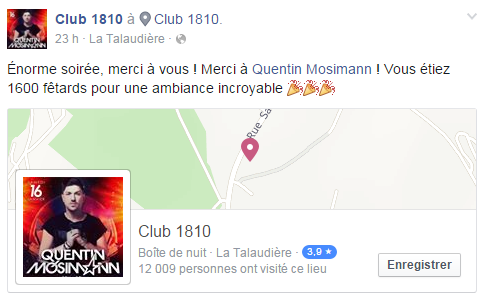 [16/01/2016] 1810 Club - Saint Etienne - France Captu284