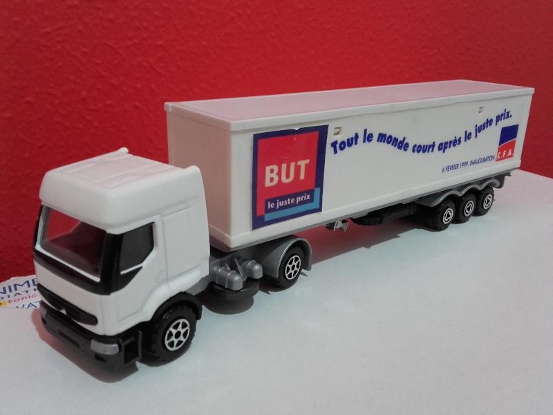 """N°3055 Renault Premium 1x 40"""" Container 20151147"""