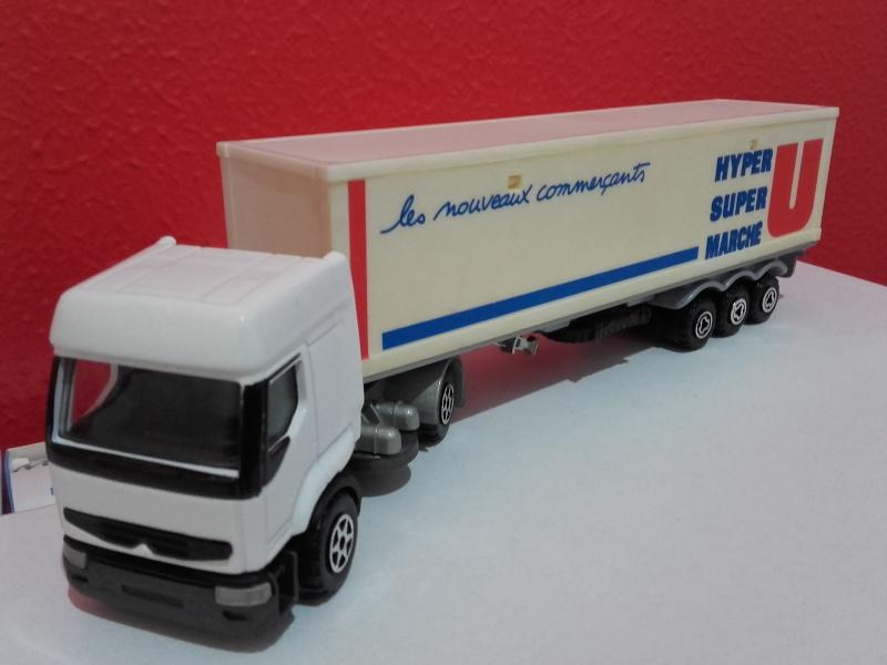 """N°3055 Renault Premium 1x 40"""" Container 20151148"""