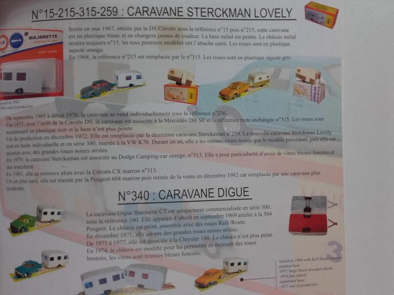 N°215 CITROEN DS 21 ET CARAVANE STERCKEMAN - Page 2 20160145