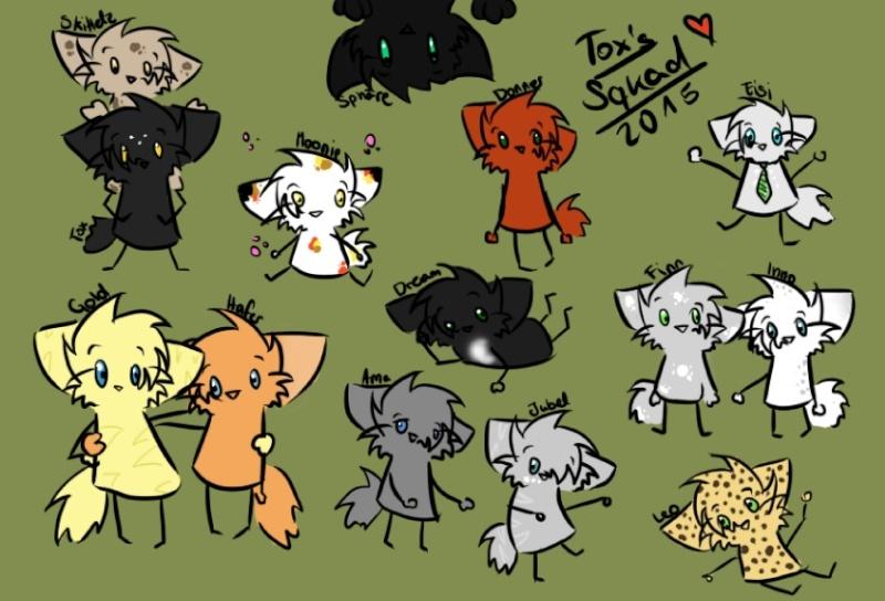 Zitateecke Squad12