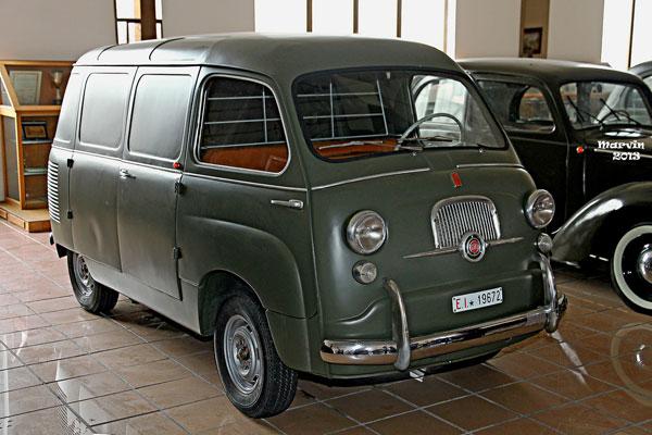 Fiat 600 M Coriasco     l'antesignano del 600 t  95955210