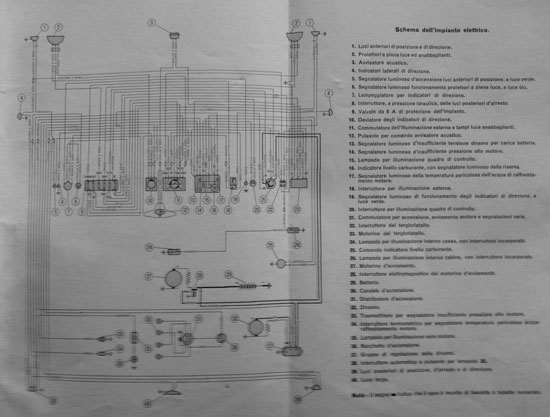 Impianto Elettrico Fiat 600 T  Iphone30