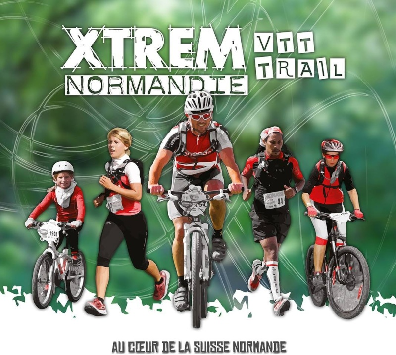 [14] XTREM VTT TRAIL Normandie 5 édition Xtrem10