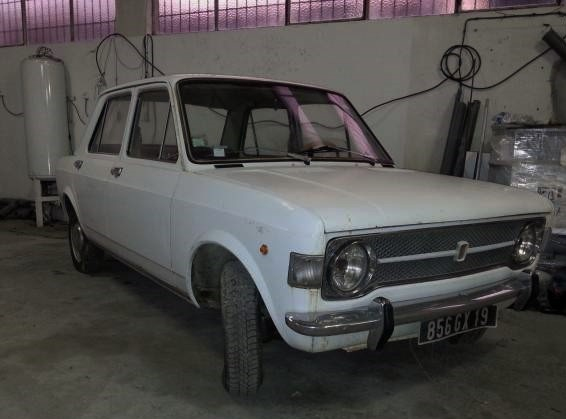 """FIAT 128. ( """"Idem"""" LADA 2101). Fiat_110"""