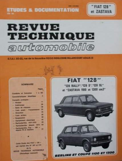 """FIAT 128. ( """"Idem"""" LADA 2101). Zastav11"""