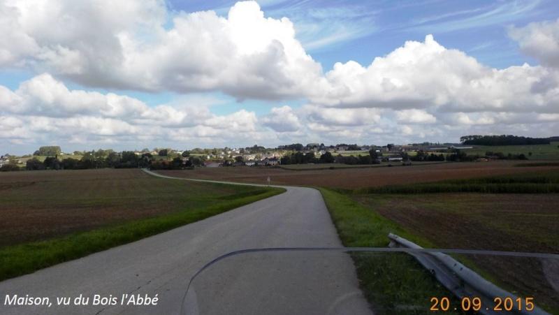 CR du 20/9/15: 146 km pour voir la banlieue de Dinant autrement Dscn2192
