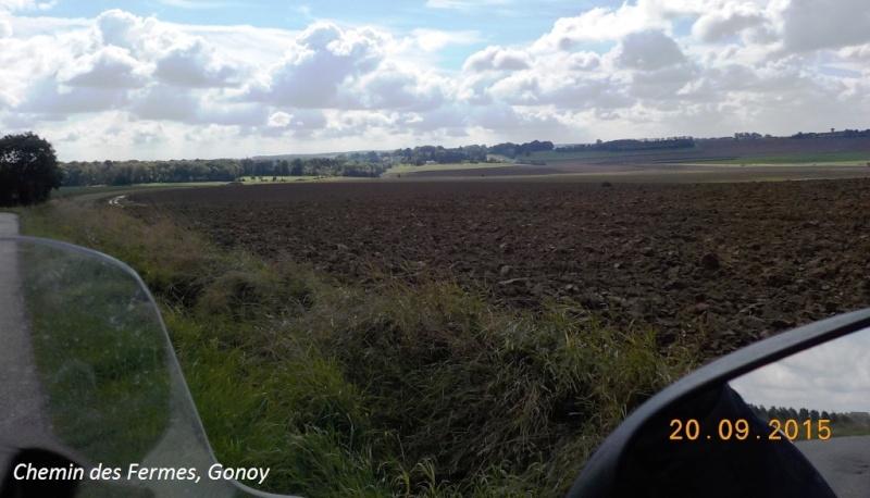 CR du 20/9/15: 146 km pour voir la banlieue de Dinant autrement Dscn2193