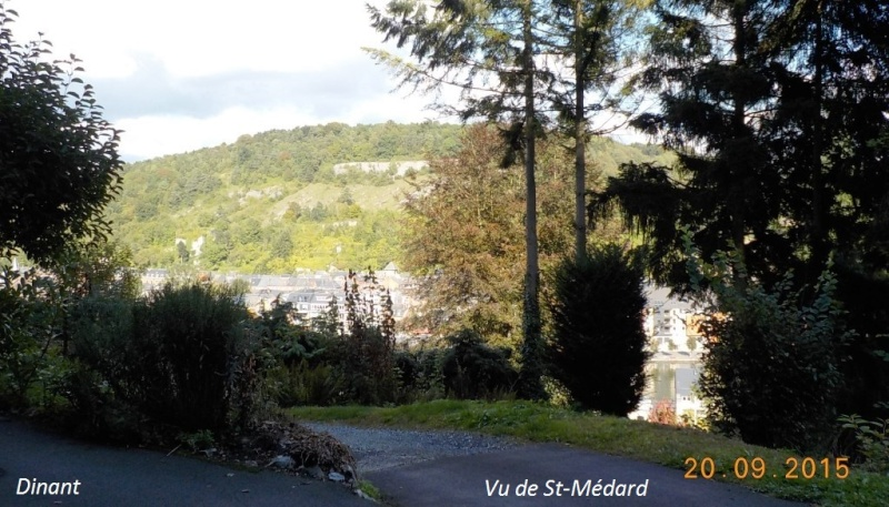 CR du 20/9/15: 146 km pour voir la banlieue de Dinant autrement Dscn2215