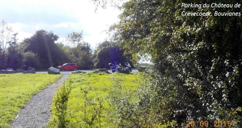 CR du 20/9/15: 146 km pour voir la banlieue de Dinant autrement Dscn2223