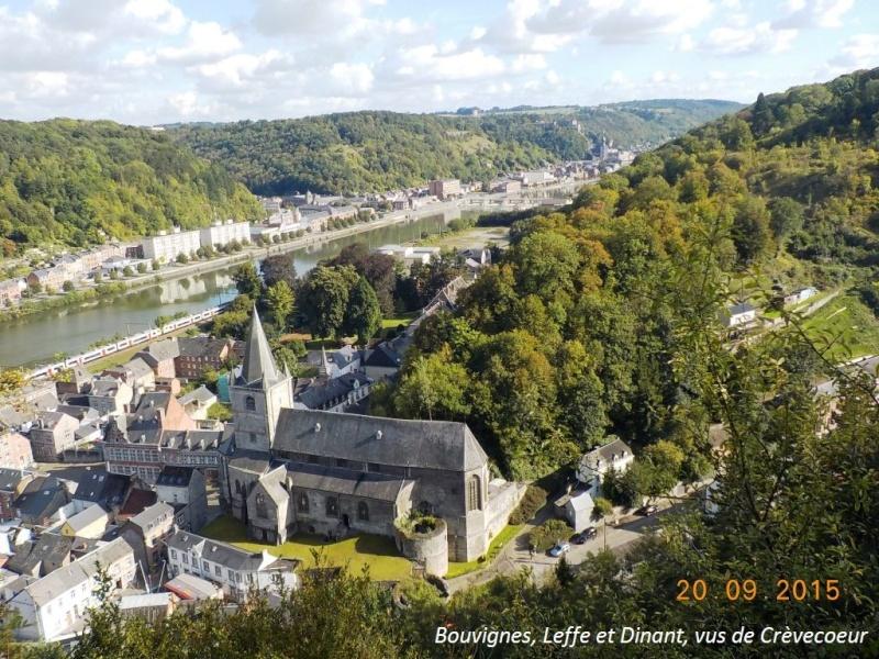 CR du 20/9/15: 146 km pour voir la banlieue de Dinant autrement Dscn2228