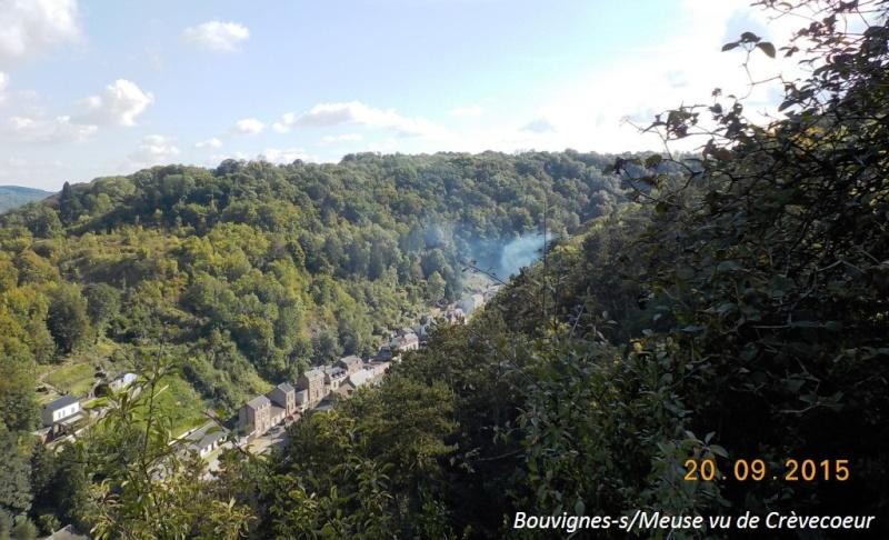 CR du 20/9/15: 146 km pour voir la banlieue de Dinant autrement Dscn2229