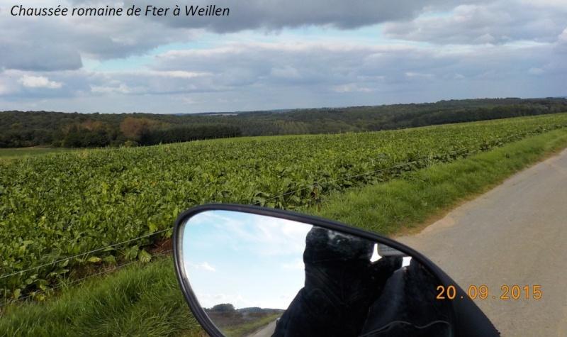 CR du 20/9/15: 146 km pour voir la banlieue de Dinant autrement Dscn2241