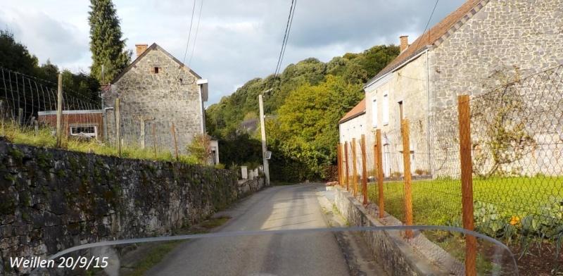 CR du 20/9/15: 146 km pour voir la banlieue de Dinant autrement Dscn2246
