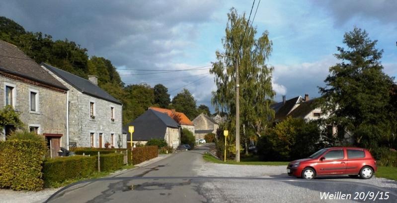 CR du 20/9/15: 146 km pour voir la banlieue de Dinant autrement Dscn2247