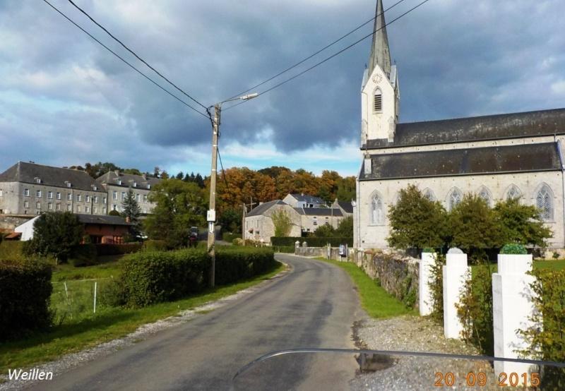 CR du 20/9/15: 146 km pour voir la banlieue de Dinant autrement Dscn2251