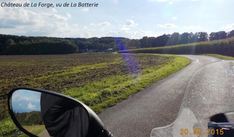 CR du 20/9/15: 146 km pour voir la banlieue de Dinant autrement Dscn2263