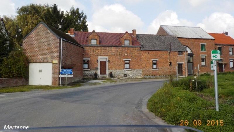 CR du 26/9/15: De Chastrès à Walcourt, 6 km... sauf si on s'égare... Dscn2290