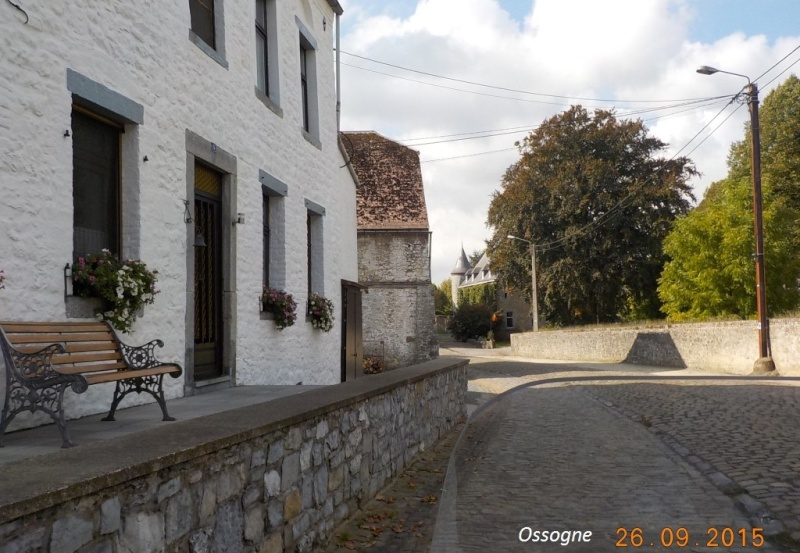 CR du 26/9/15: De Chastrès à Walcourt, 6 km... sauf si on s'égare... Dscn2292
