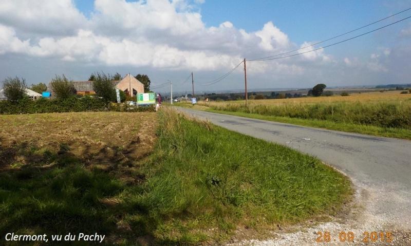CR du 26/9/15: De Chastrès à Walcourt, 6 km... sauf si on s'égare... Dscn2323