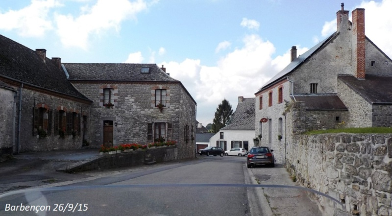 CR du 26/9/15: De Chastrès à Walcourt, 6 km... sauf si on s'égare... Dscn2330