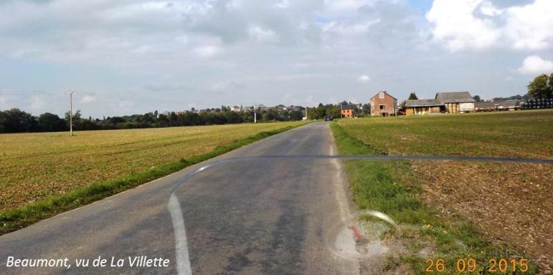 CR du 26/9/15: De Chastrès à Walcourt, 6 km... sauf si on s'égare... Dscn2336