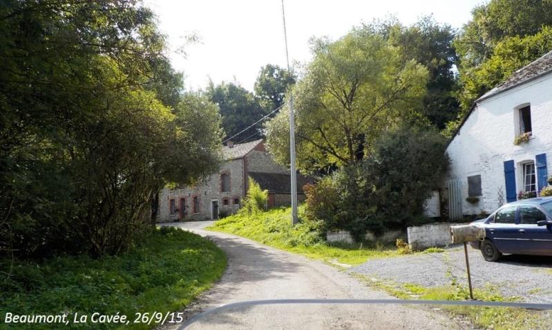 CR du 26/9/15: De Chastrès à Walcourt, 6 km... sauf si on s'égare... Dscn2339