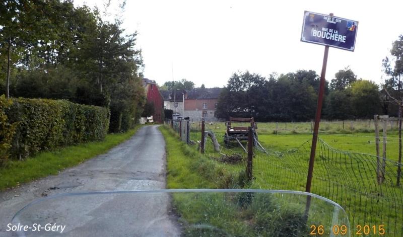 CR du 26/9/15: De Chastrès à Walcourt, 6 km... sauf si on s'égare... Dscn2342