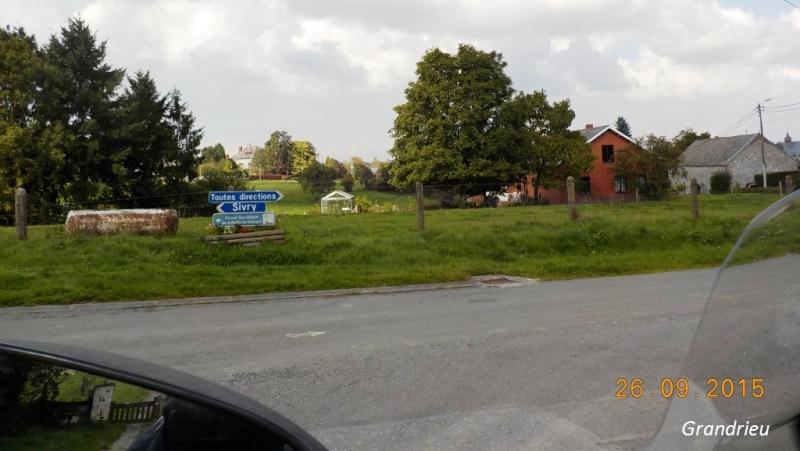 CR du 26/9/15: De Chastrès à Walcourt, 6 km... sauf si on s'égare... Dscn2355