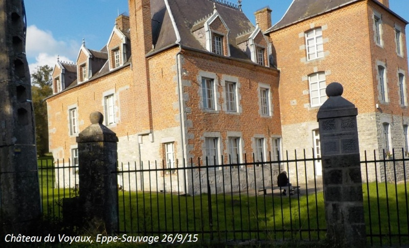 CR du 26/9/15: De Chastrès à Walcourt, 6 km... sauf si on s'égare... Dscn2370