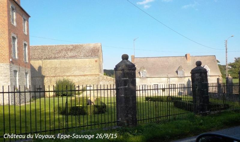 CR du 26/9/15: De Chastrès à Walcourt, 6 km... sauf si on s'égare... Dscn2371