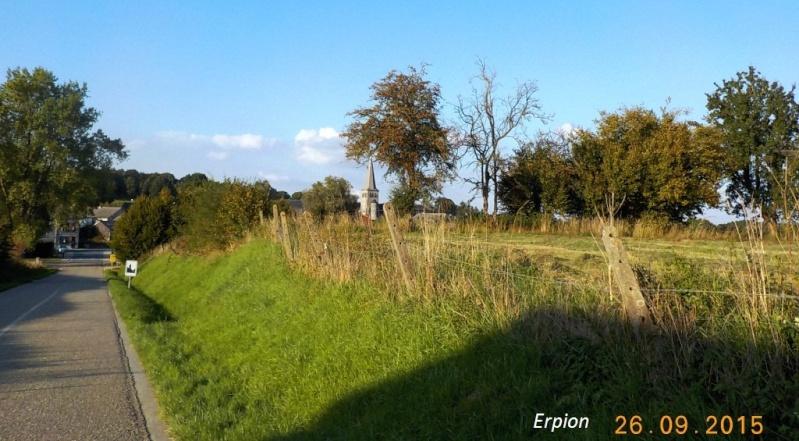 CR du 26/9/15: De Chastrès à Walcourt, 6 km... sauf si on s'égare... Dscn2383