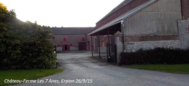 CR du 26/9/15: De Chastrès à Walcourt, 6 km... sauf si on s'égare... Dscn2384