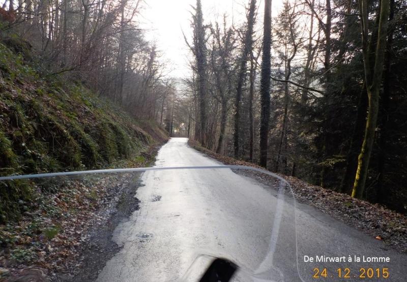 Un petit 41 km en guise d'apéro avant le Réveillon du 24/12/15 Dscn3048