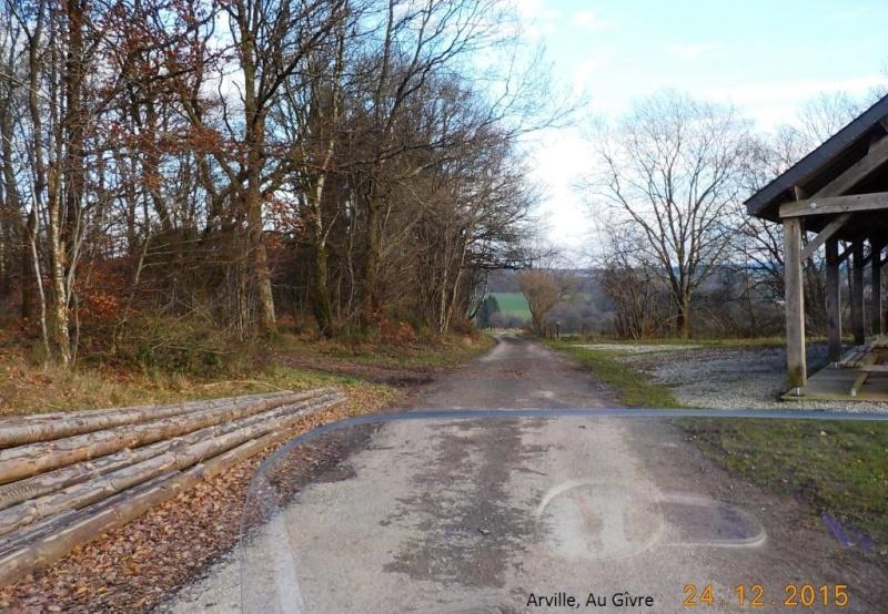 Un petit 41 km en guise d'apéro avant le Réveillon du 24/12/15 Dscn3068