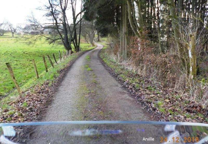 Un petit 41 km en guise d'apéro avant le Réveillon du 24/12/15 Dscn3071