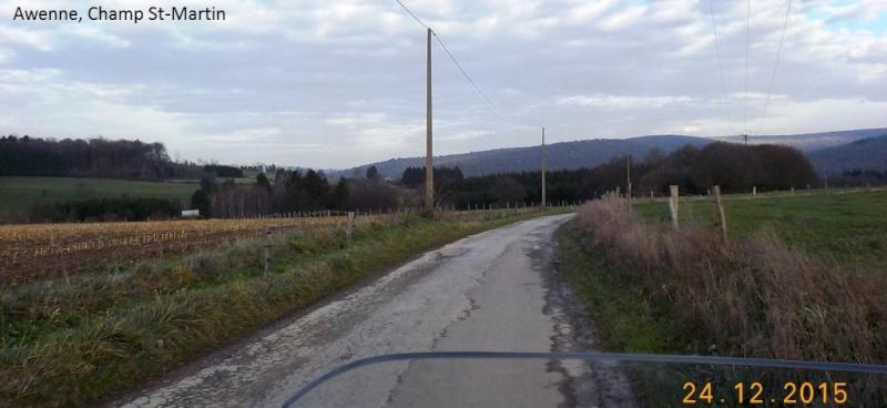 Un petit 41 km en guise d'apéro avant le Réveillon du 24/12/15 Dscn3075