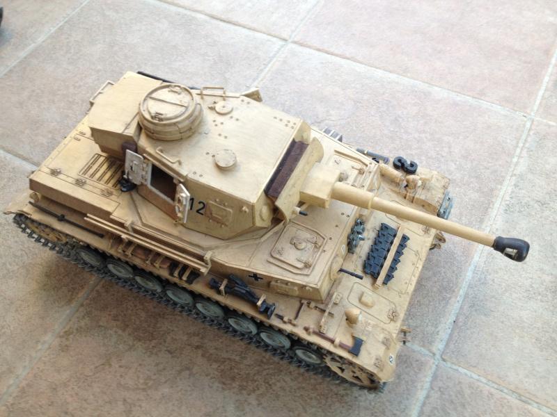 Vendo HENGLONG PzIV Ausf.F2 IR 1/16 Rc Img_2315