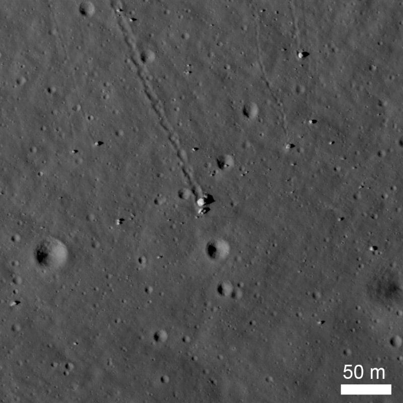 """""""Les aliens sur la Lune"""" sur Syfy M1349910"""