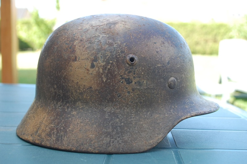 Avis sur ce casque allemand camouflé. _5710