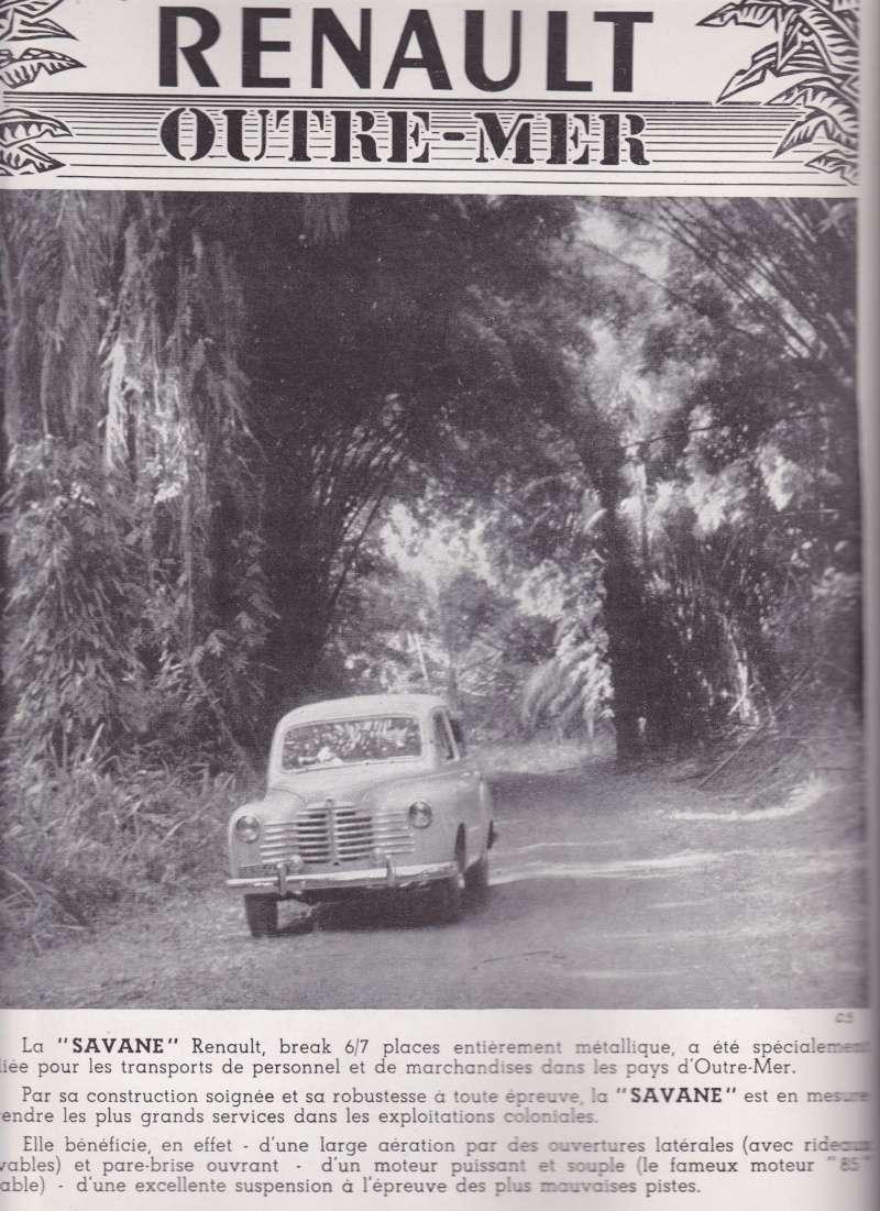Publicité Renault Prairie Savane Savane10