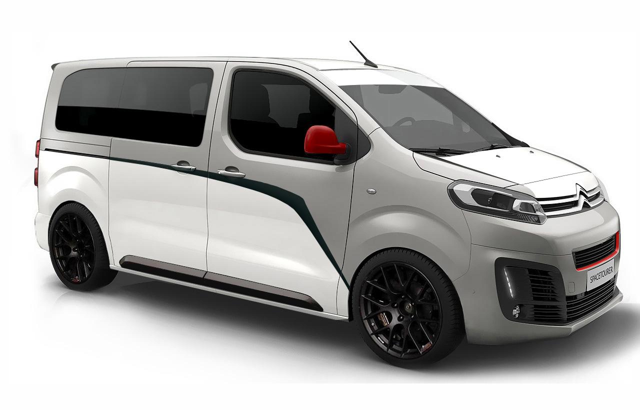 [SUJET OFFICIEL] Citroën SpaceTourer - Page 10 2016-c19