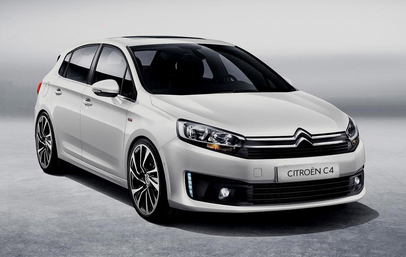 2017 - [FUTUR MODÈLE] Citroën C4 III [F3] - Page 2 Citroe10