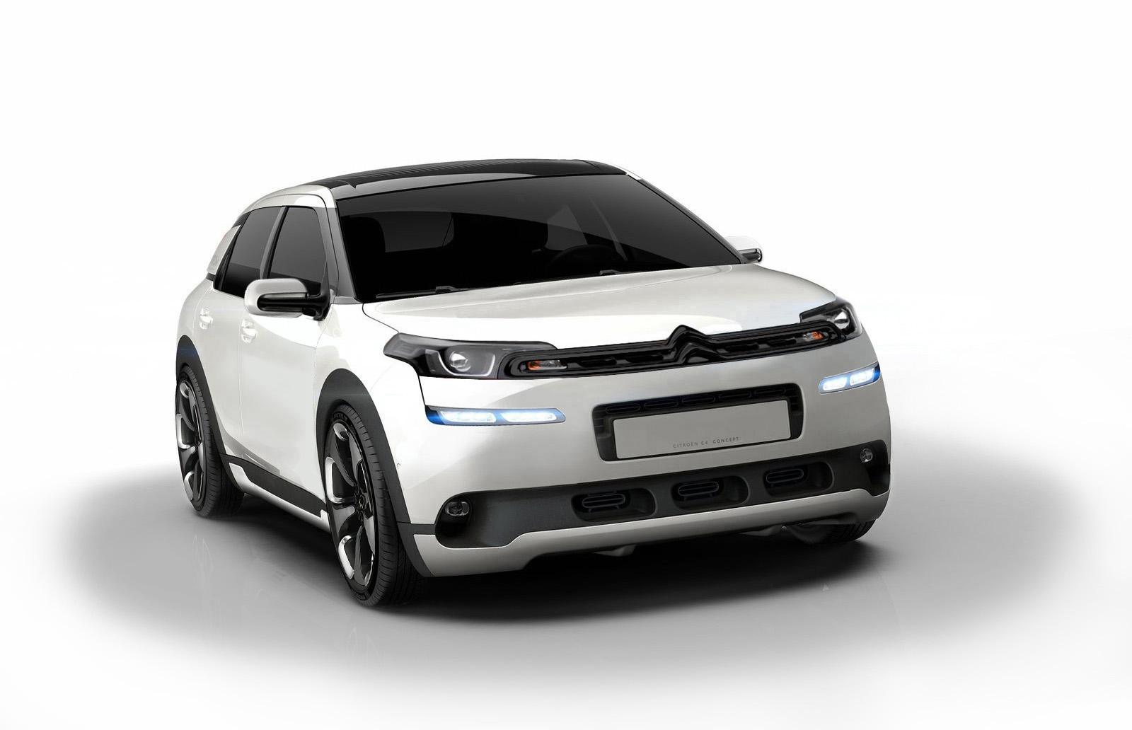 2017 - [FUTUR MODÈLE] Citroën C4 III [F3] - Page 4 Citroe16