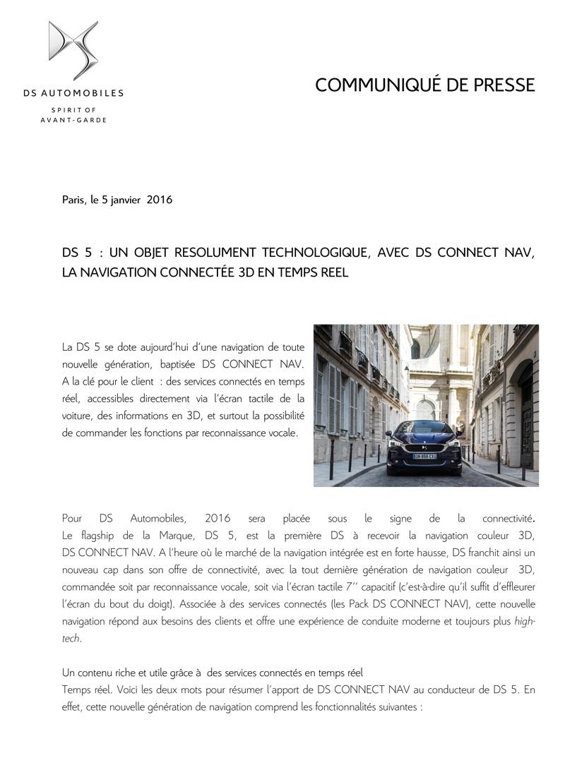 [SUJET OFFICIEL] DS 5 restylée (photos officielles p.16) - Page 15 Cp_ds_19