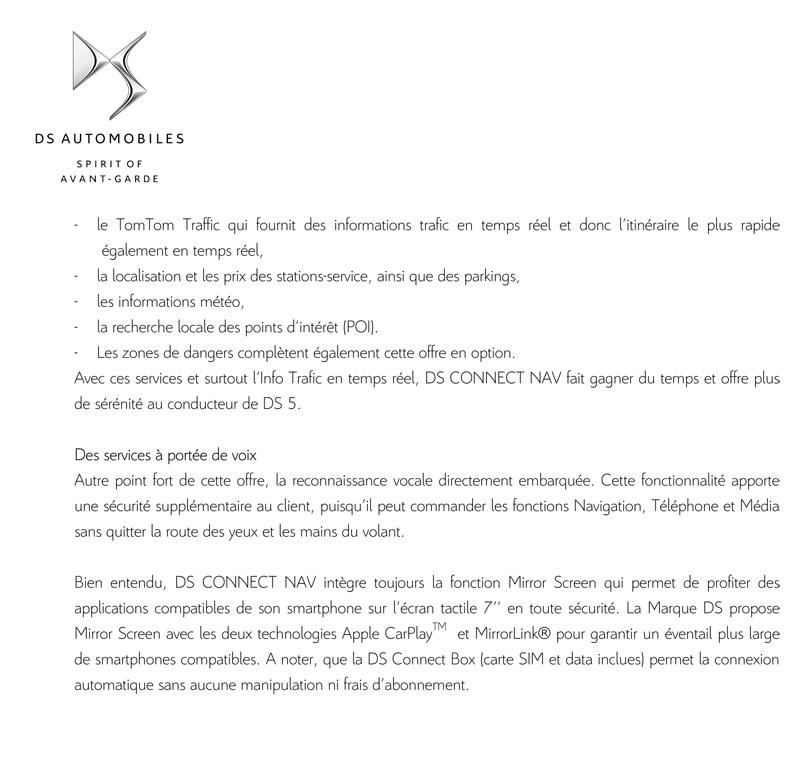 [SUJET OFFICIEL] DS 5 restylée (photos officielles p.16) - Page 15 Cp_ds_20