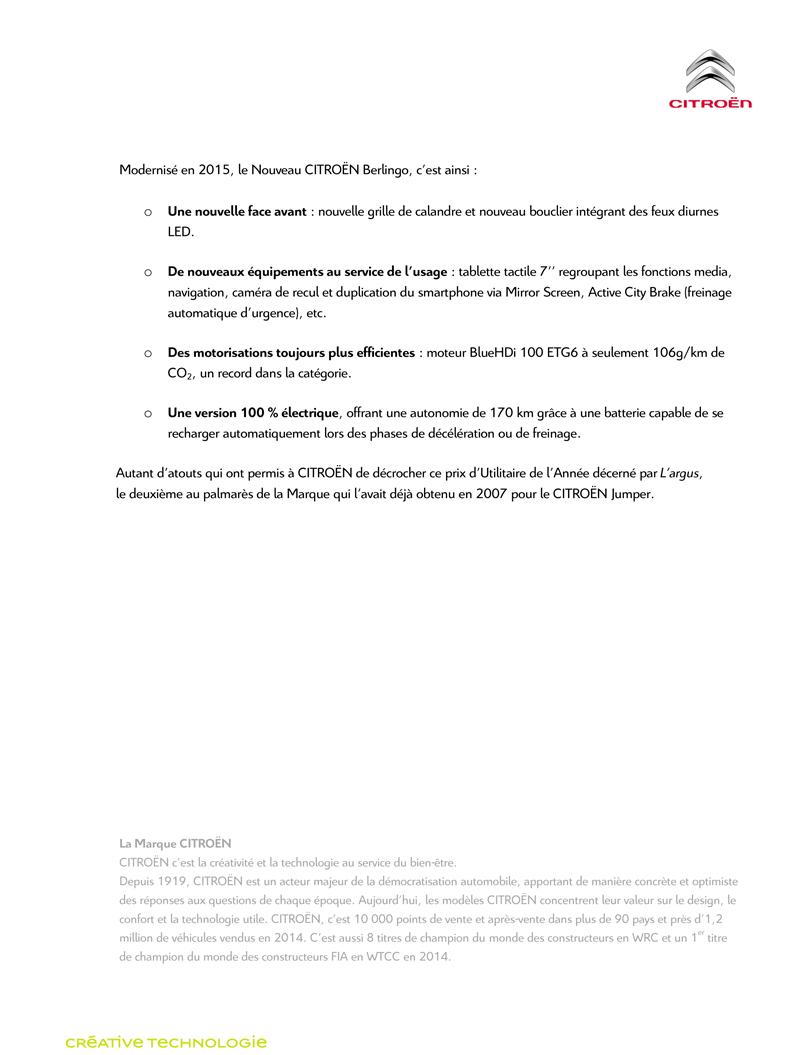 [SUJET OFFICIEL] Citroën Berlingo II phase III  - Page 3 Cp_tro11