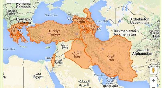 [Fiche] Eirenis modestus modestus Map11