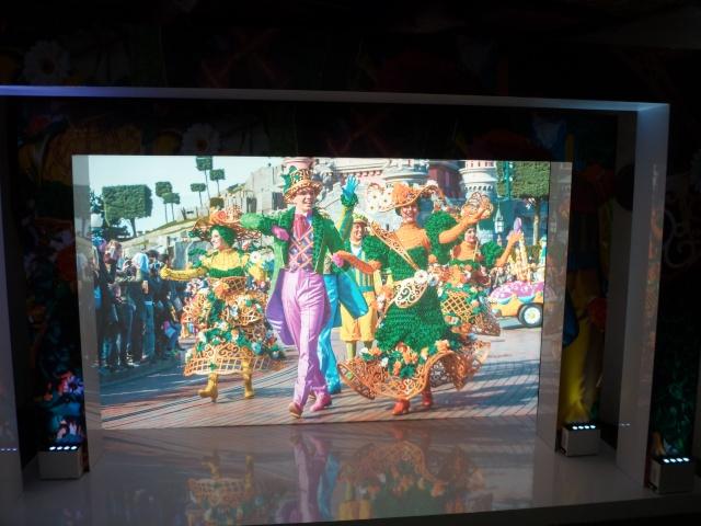 What's New, What's Next 2016 à Disneyland Paris P1060111
