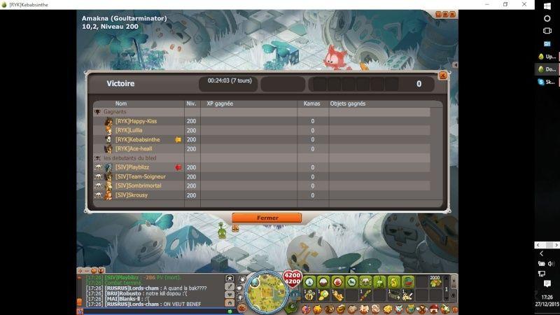1001 griffes team : Perfecteus Screen19